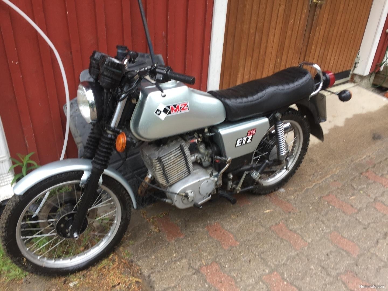 1984 MZ ETZ 250   Picture 2346381