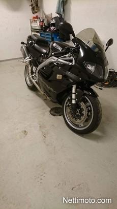 Triumph Daytona 955 i 950 cm³ 2005 - Rovaniemi - Motorcycle