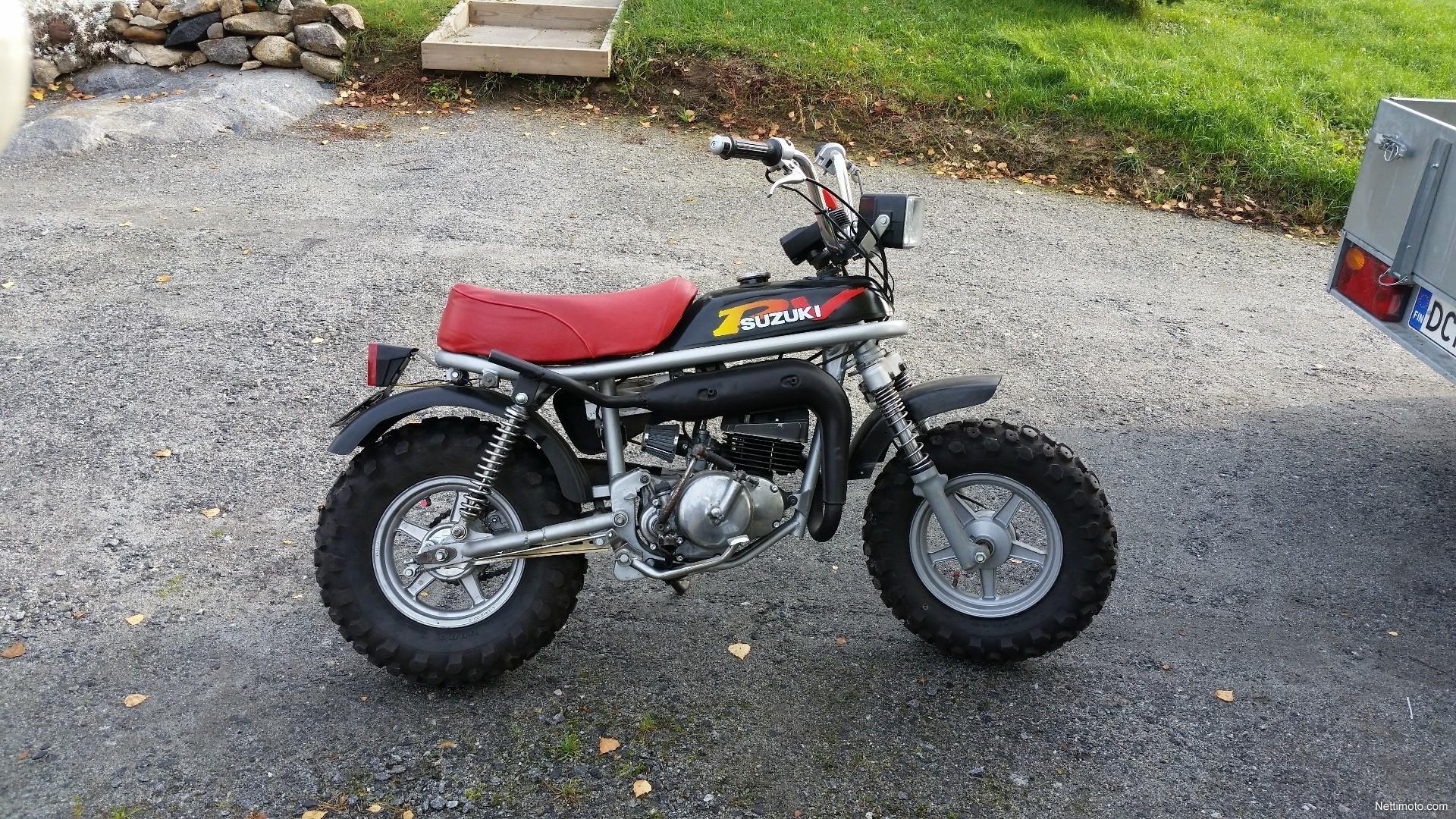 Suzuki Pv 1990