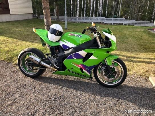 Kawasaki Zxr 750 750 Cm³ 1995 Hämeenlinna Motorcycle Nettimoto