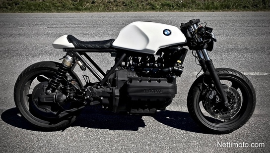 Bmw K 1100 Rs Cafe Racer 1 100 Cm 1992 Vaasa Motorcycle Nettimoto
