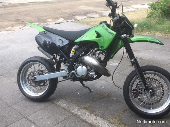Kawasaki Kdx 125 125 Cm U00b3 1991 - Hyvink U00e4 U00e4