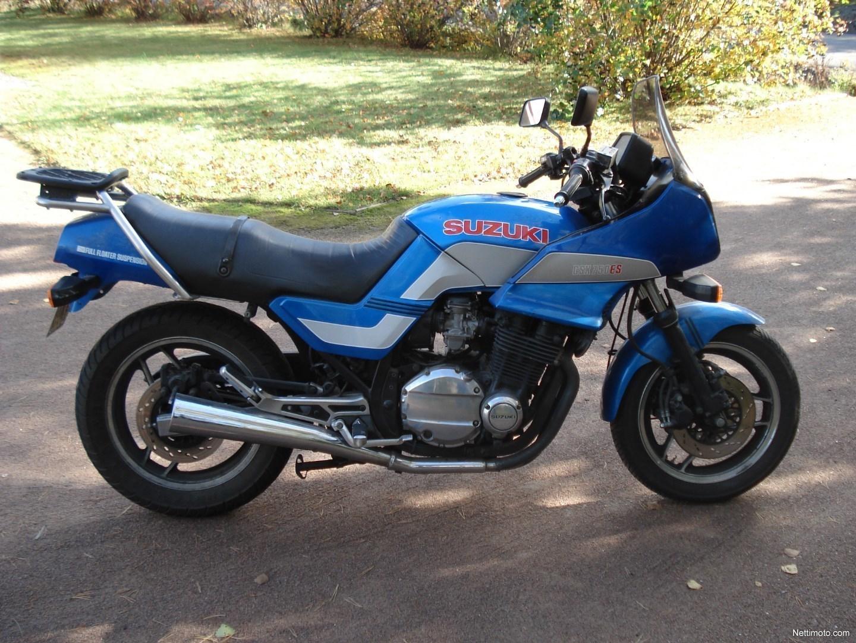 Enlarge image. Suzuki GSX