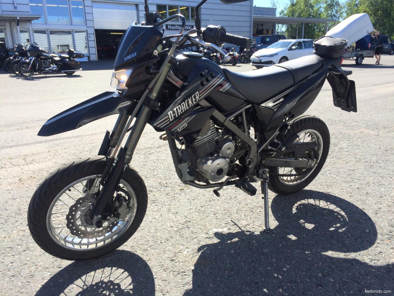 Kawasaki D Tracker Nyt Syyshintaan 125 Cm 2012 Oulu Motorcycle New