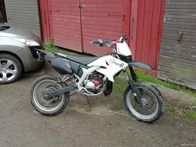 2005 Yamaha DT 50 R de DTOUILLE - Hexa Moto