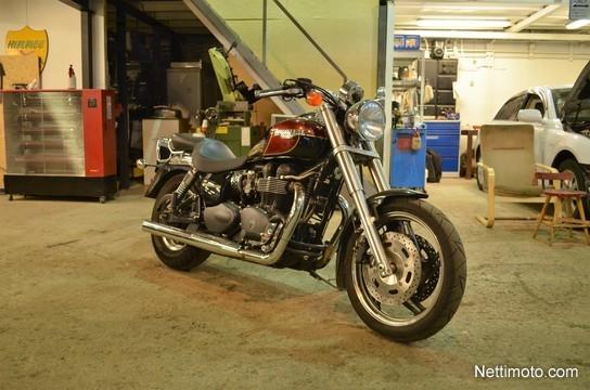 Triumph Speedmaster Uudempi 865cc Koneinen Halvalla 850 Cm³ 2008