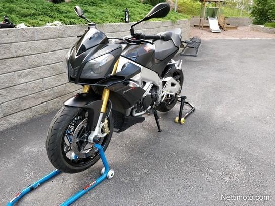 Aprilia Tuono 1000R APRC V4 HUOLLETTU! 1 000 cm³ 2011