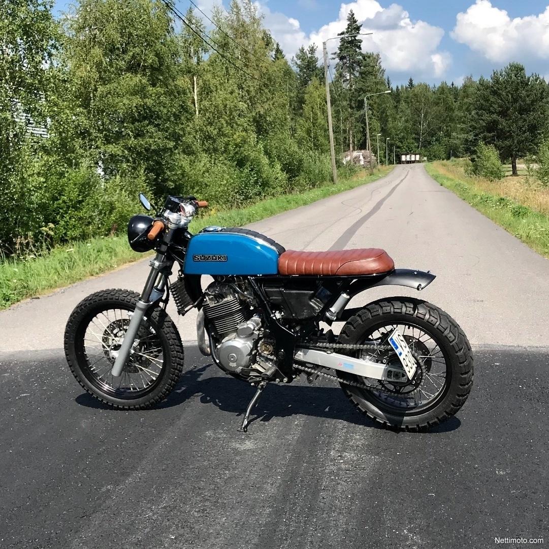 2001 Suzuki XF 650K1