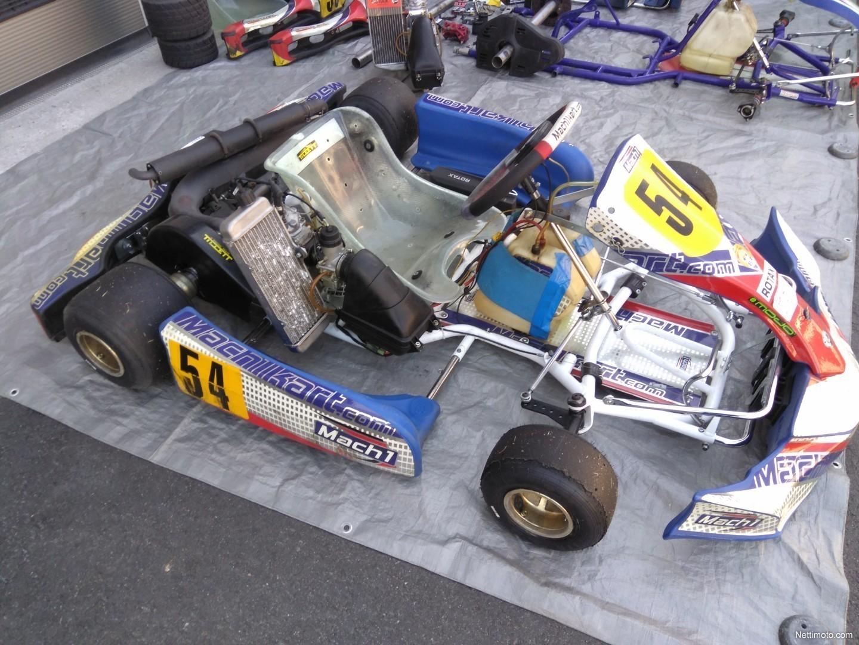 Mach1 Rotax Junior Max 125 cm³ 2013 - Vantaa - Go-kart