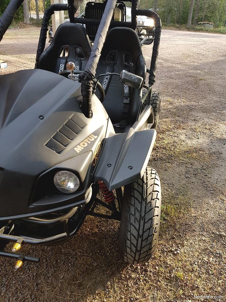 Kinroad Sahara XT250GK (Uutta vastaava) 250 cm³ 2006