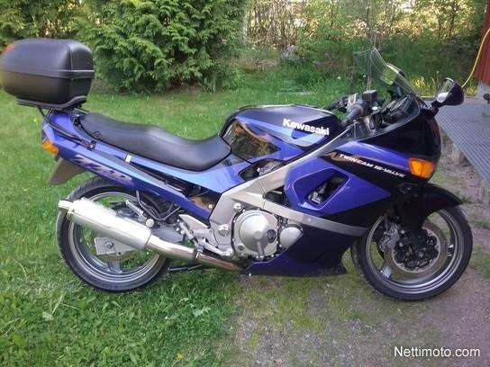 Kawasaki ZZR 600 Cm3 1990