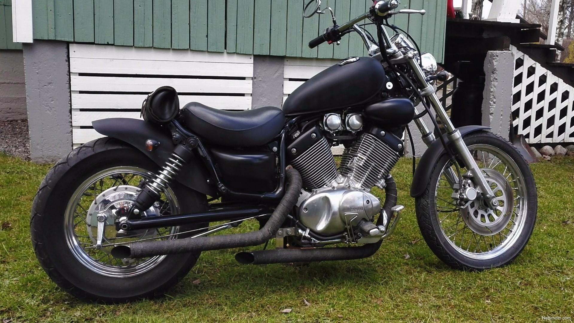 Yamaha XV 535 Virago 500 cm³ 1991 - Tuusula - Motorcycle - Nettimoto