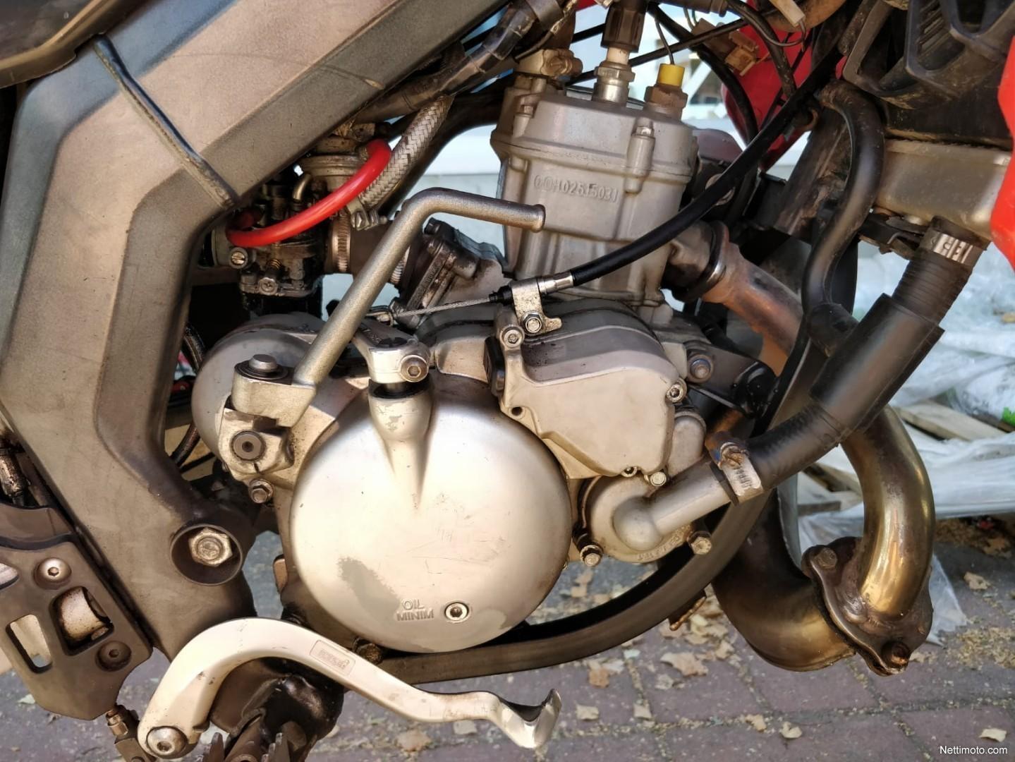 Aprilia Rx 50 Cm 2006 Kokemki Moped Nettimoto Wiring