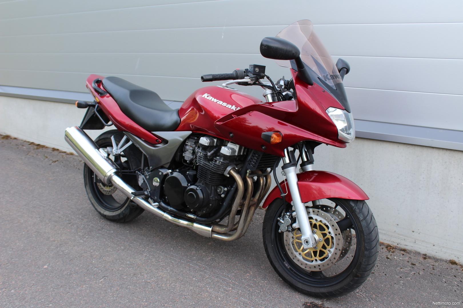 Kawasaki 750 ZR-7 S 2004 - Galerie moto - MOTOPLANETE