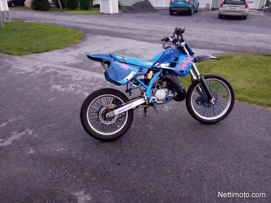 Kawasaki Kdx 125 Cm U00b3 1993 - Akaa - Motorcycle