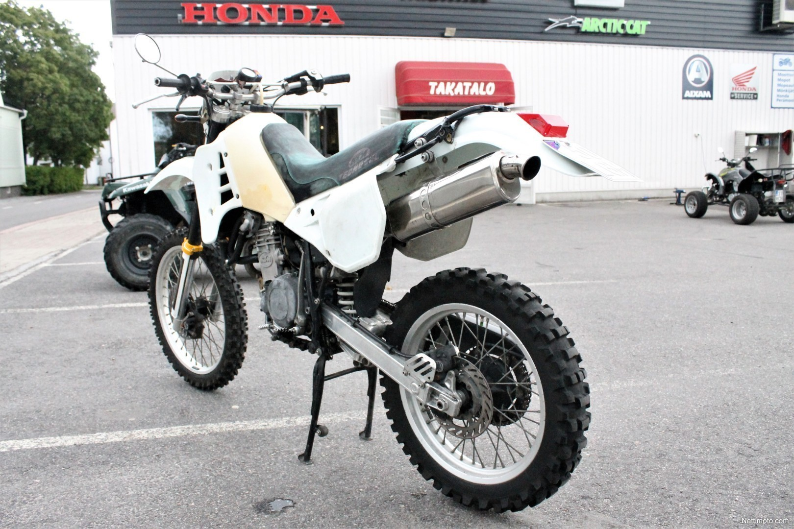 Motorcycle Irbis GR 250: photo, specifications, pros and cons, reviews 11