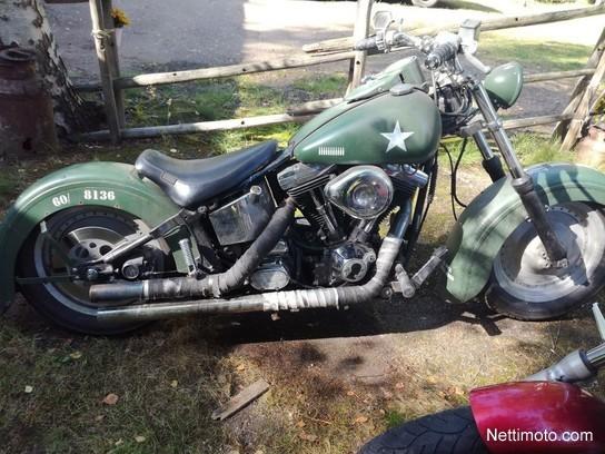 Harley Davidson Softail VAIHDETAAN 1 300 Cm 1991