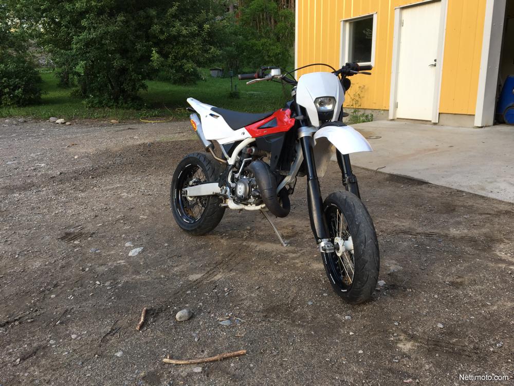 Husqvarna WR 125 125 cm³ 2010 - Juankoski - Moottoripyörä