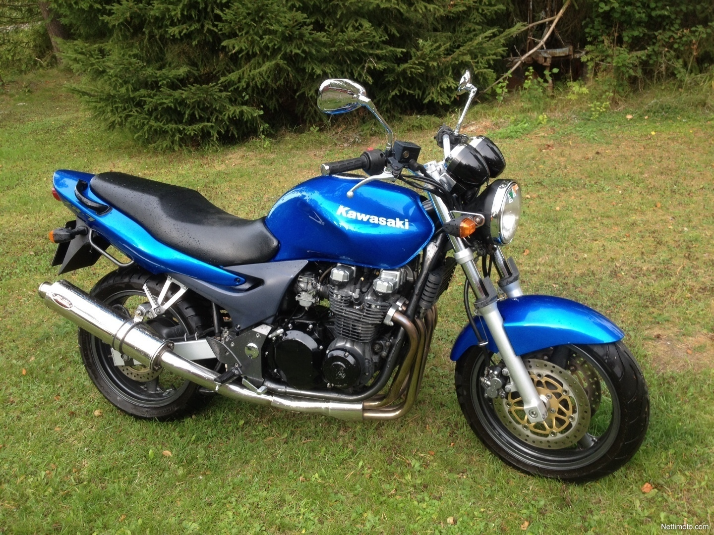 KAWASAKI ZR-7 (1999-2004) Review   Speed, Specs & Prices   MCN