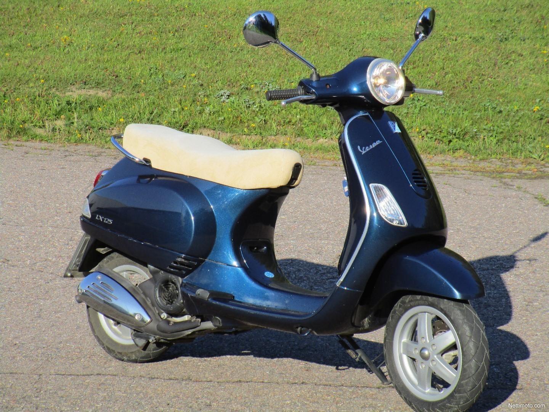 Vespa 125 LX (2005 - 11), prezzo e scheda tecnica - Moto.it