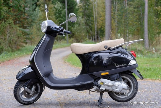 vespa piaggio lx 50 4t 50 cm 2012 joensuu skootteri. Black Bedroom Furniture Sets. Home Design Ideas