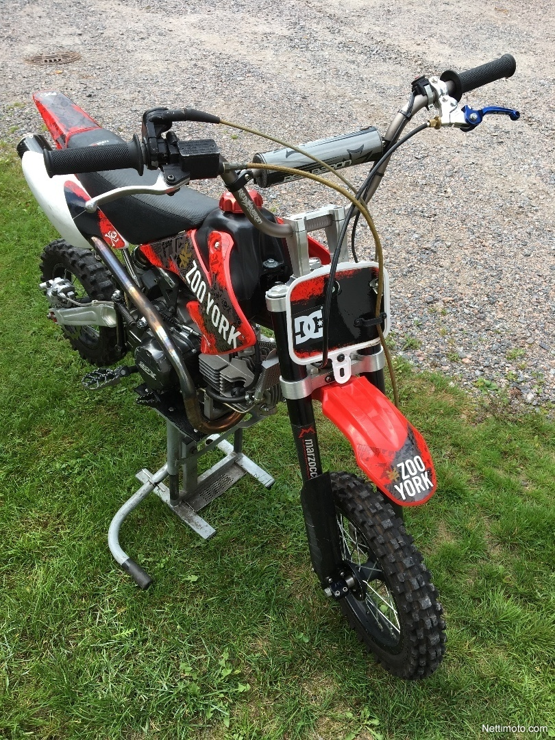 83 2006 Pitster Pro 125 Oem Graphic Kit X2r This Is The X4m Wiring Pit Bikes Thumpertalk Pitsterpro 150 Lxr 150cc Yx Gpx Cm