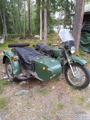 Dnepr Moottoripyörä