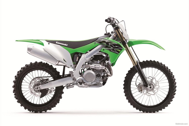Ficha técnica de la Kawasaki KX 450 F 2014 - Masmoto.es