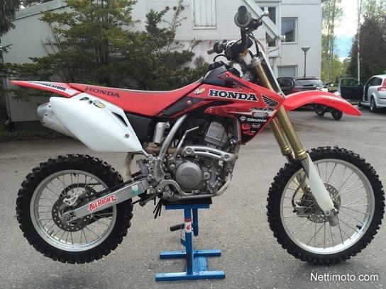 Honda CRF 150 RB 150 cm³ 2008 - Padasjoki - Motorcycle - Nettimoto
