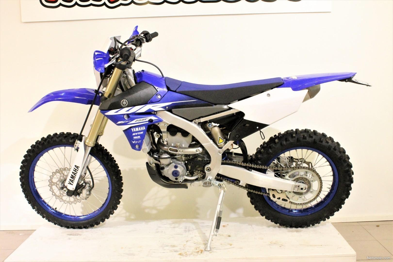 WR 450 F : Cross: Motocikli: YAMAHA SIBEG