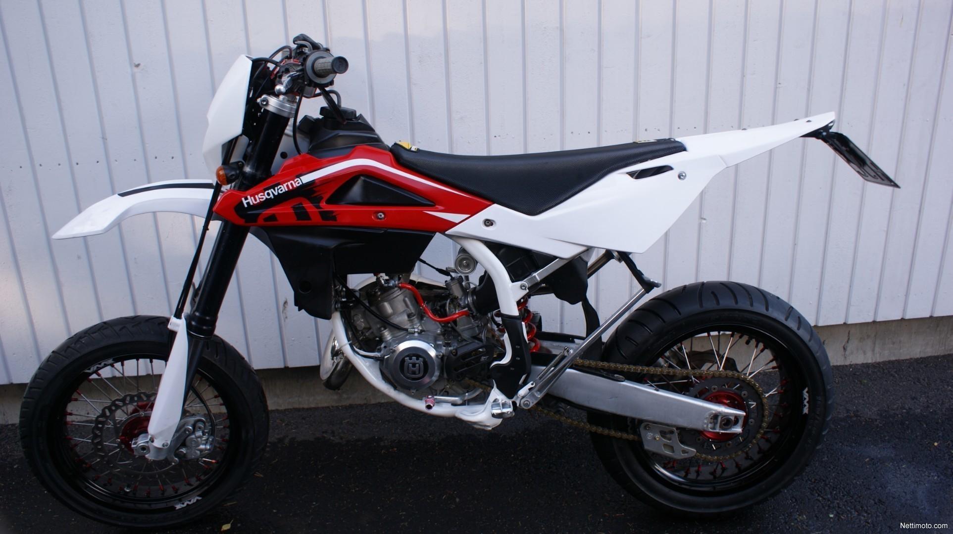 2005 Husqvarna WR 125 - Moto.ZombDrive.COM