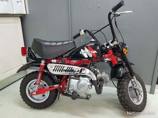 Honda Monkey 50 Z50J-AB02/49, TÄYSIN ALKUPERÄINEN 50 cm³ 1998 - Hattula - Mopo - Nettimoto