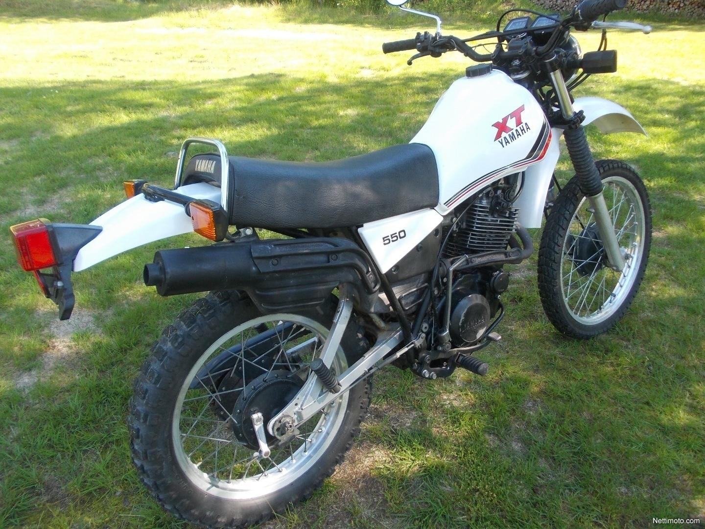 Yamaha XT XT550 550 cm³ 1982 - Oulu - Motorcycle - Nettimoto