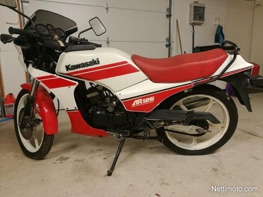 Kawasaki Ar 125 Cm³ 1989 Kalajoki Motorcycle Nettimoto