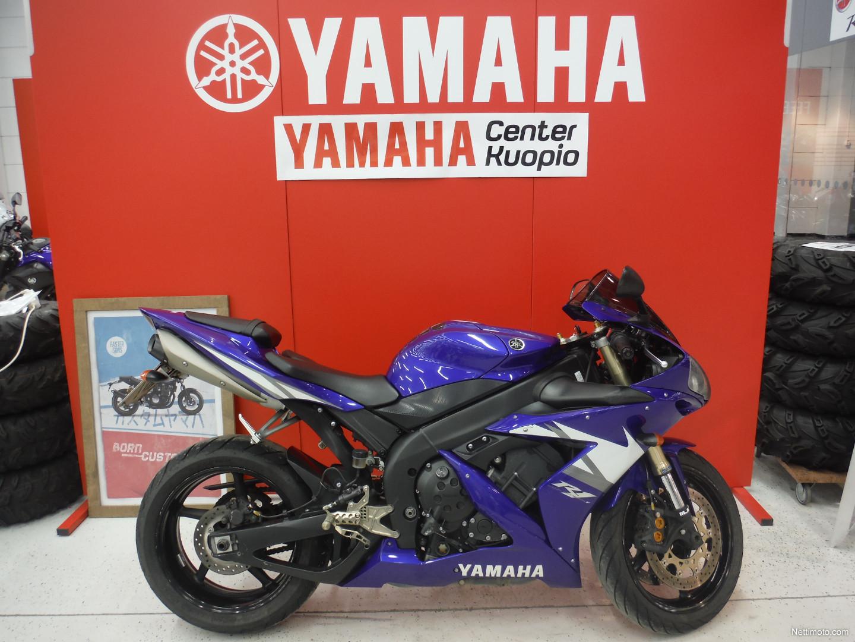 Enlarge image. Yamaha YZF-R1
