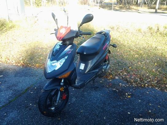 Keeway RY6 50 Cm 2013 Sein Joki Scooter Nettimoto
