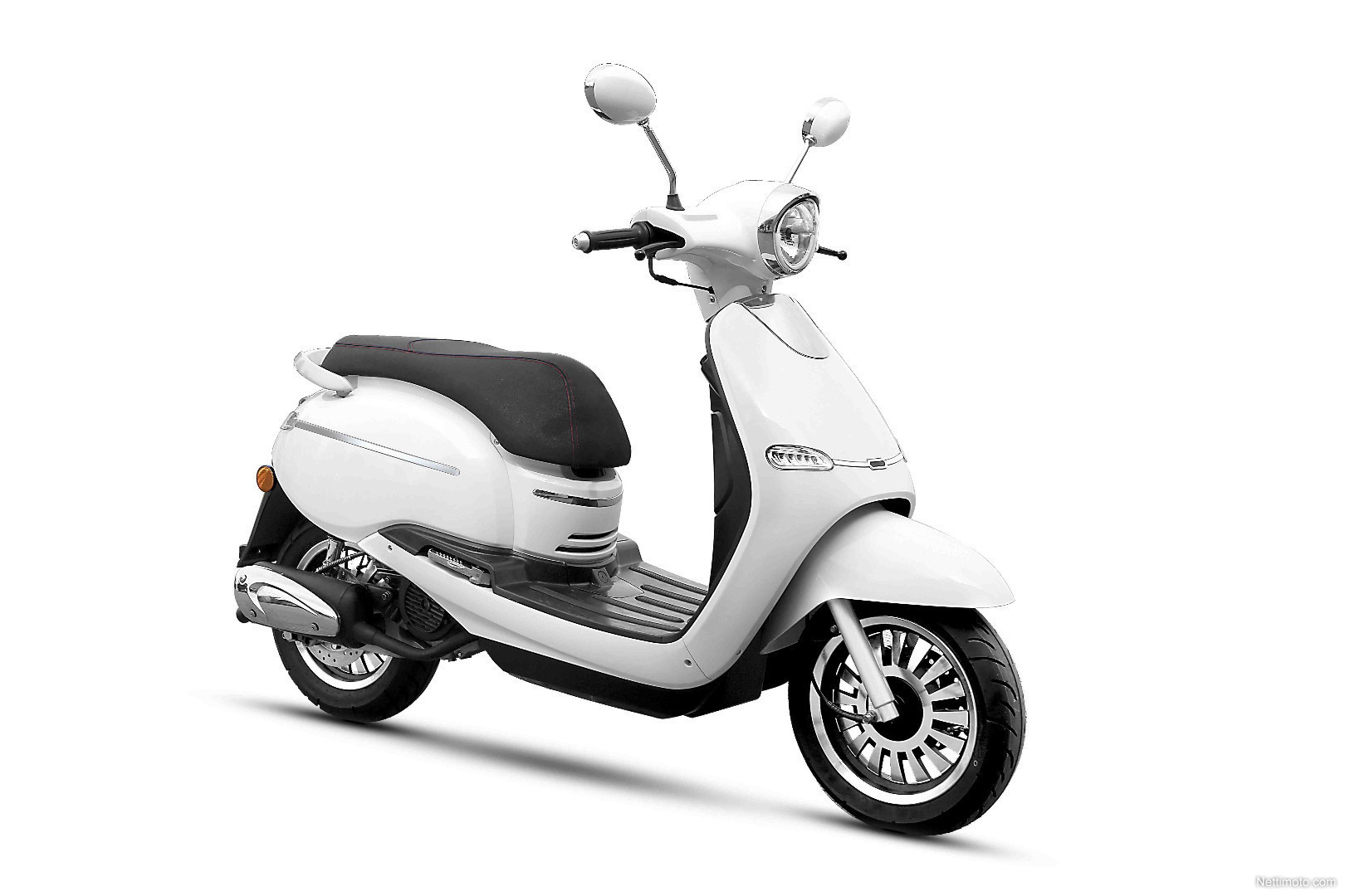 Znen ZN50QT ZN50QT-Y Cruise 50 cm³ 2018 - Salo - Moped