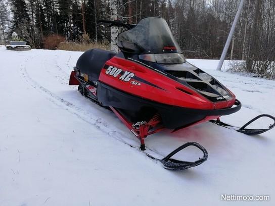 Polaris 500 Xc Sp 500 Cm 2000 Joensuu Snow Mobile Nettimoto