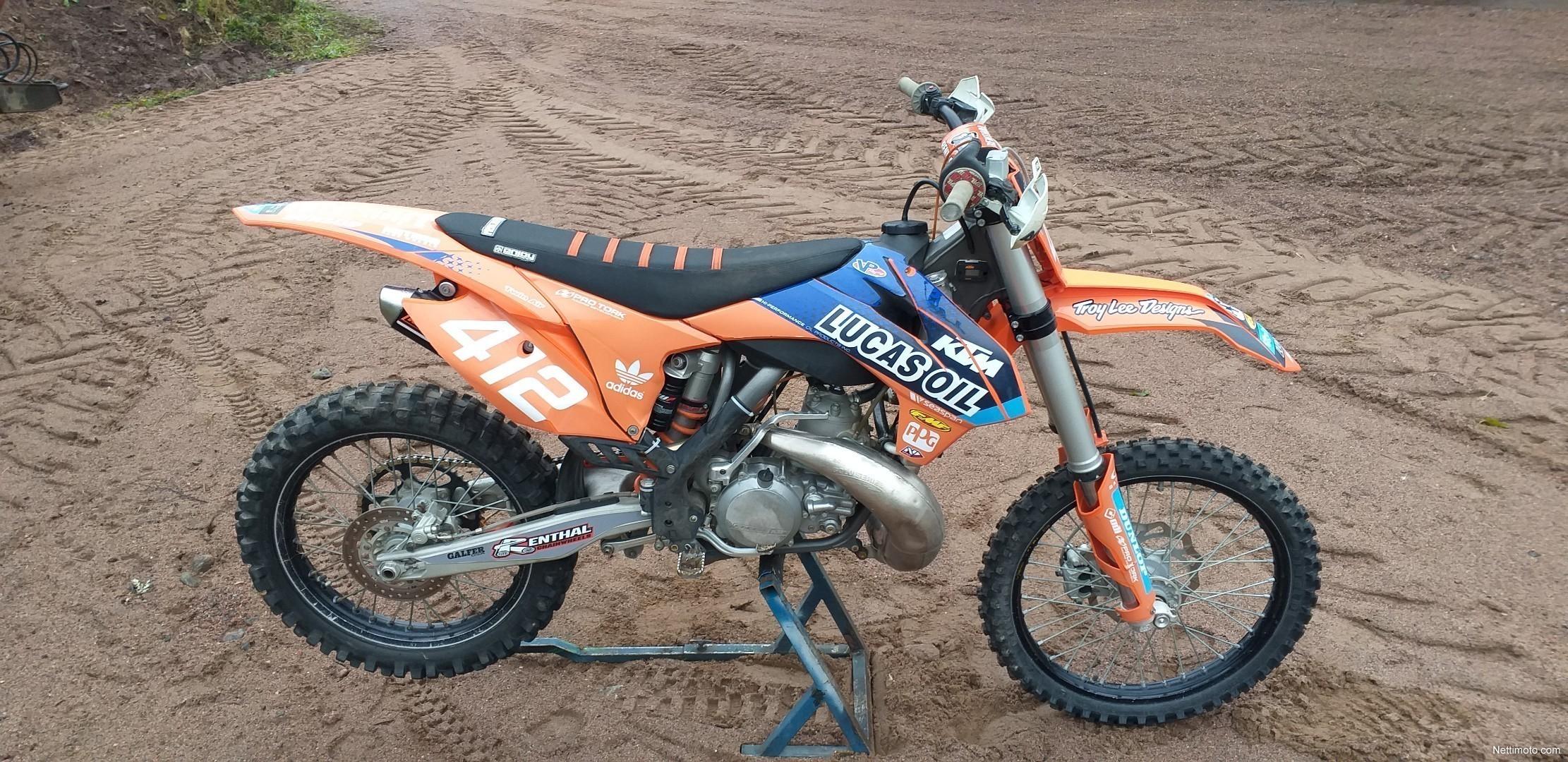 Enlarge image. KTM 250