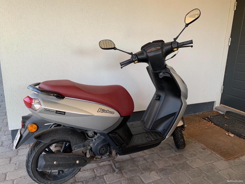 peugeot kisbee 50 cc 4t 50 cm 2016 vihti skootteri. Black Bedroom Furniture Sets. Home Design Ideas