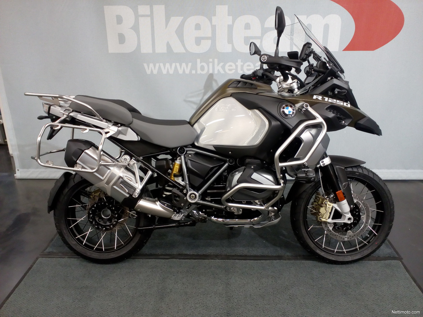 bmw r 1250 gs adventure exclusive 1 300 cm 2019 raisio motorcycle nettimoto. Black Bedroom Furniture Sets. Home Design Ideas