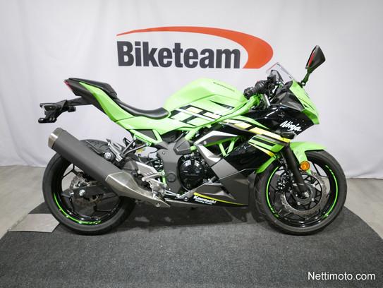 Kawasaki Ninja 125 125 Cm³ 2019 Vantaa Motorcycle Nettimoto