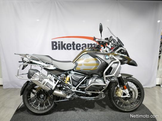 Bmw R 1250 Gs Adventure 1 300 Cm 2019 Vantaa Motorcycle Nettimoto