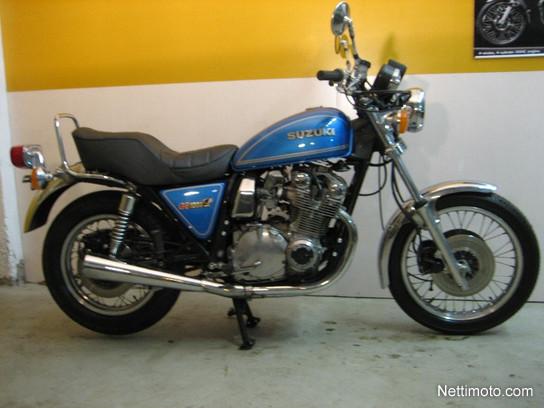 Suzuki GS GS hieno museo Suzuki 1 000 cm³ 1980 - Kokkola