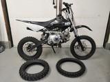 Samurai cross 125cc