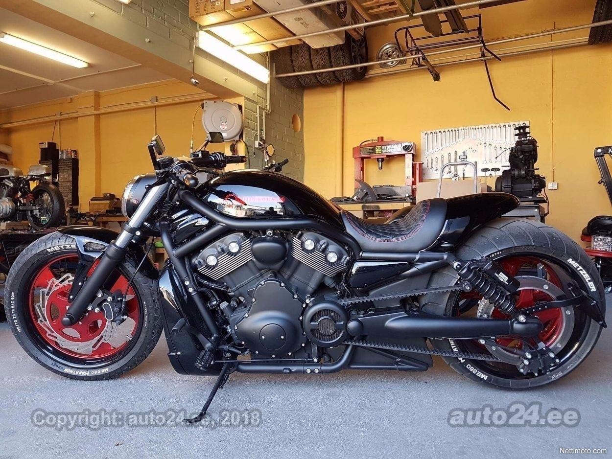 Harley-Davidson VRSC V-Rod TURBO 1 100 cm³ 2002 - Motorcycle - Nettimoto