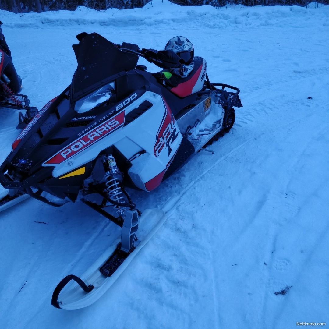 Polaris 800 Switchback Pro-R 800 cm³ 2013 - Kuopio - Snow