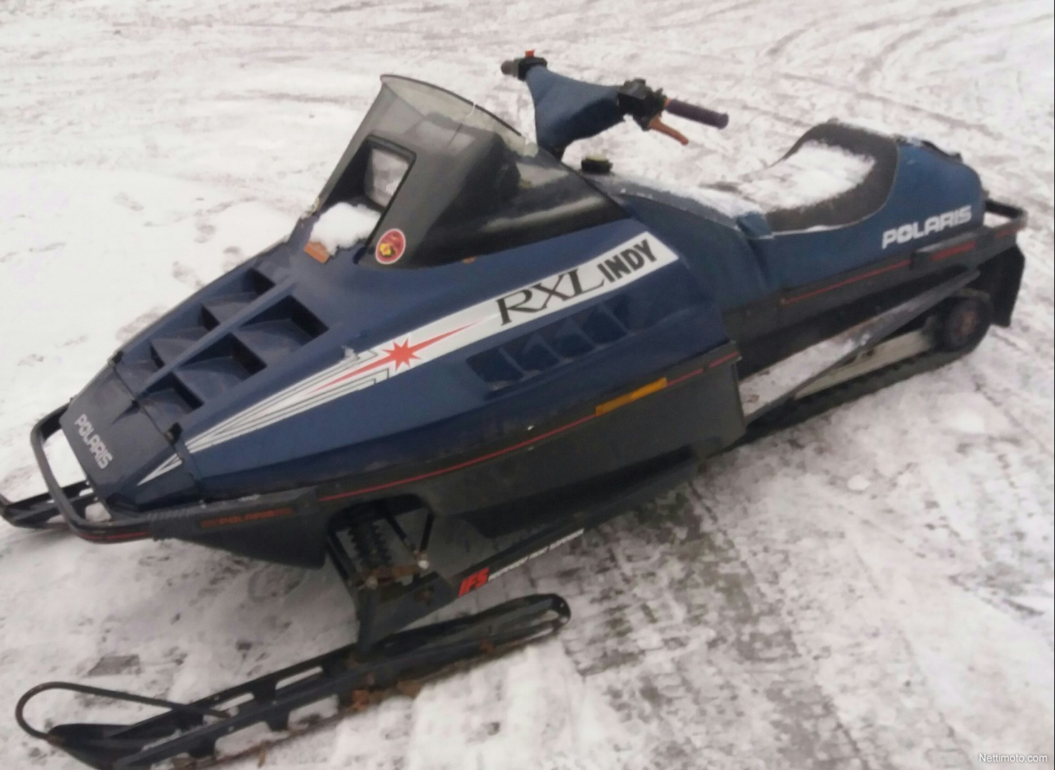 Polaris Indy Rxl 650 Efi Sks 650 Cm U00b3 1991 - Hankasalmi - Moottorikelkka