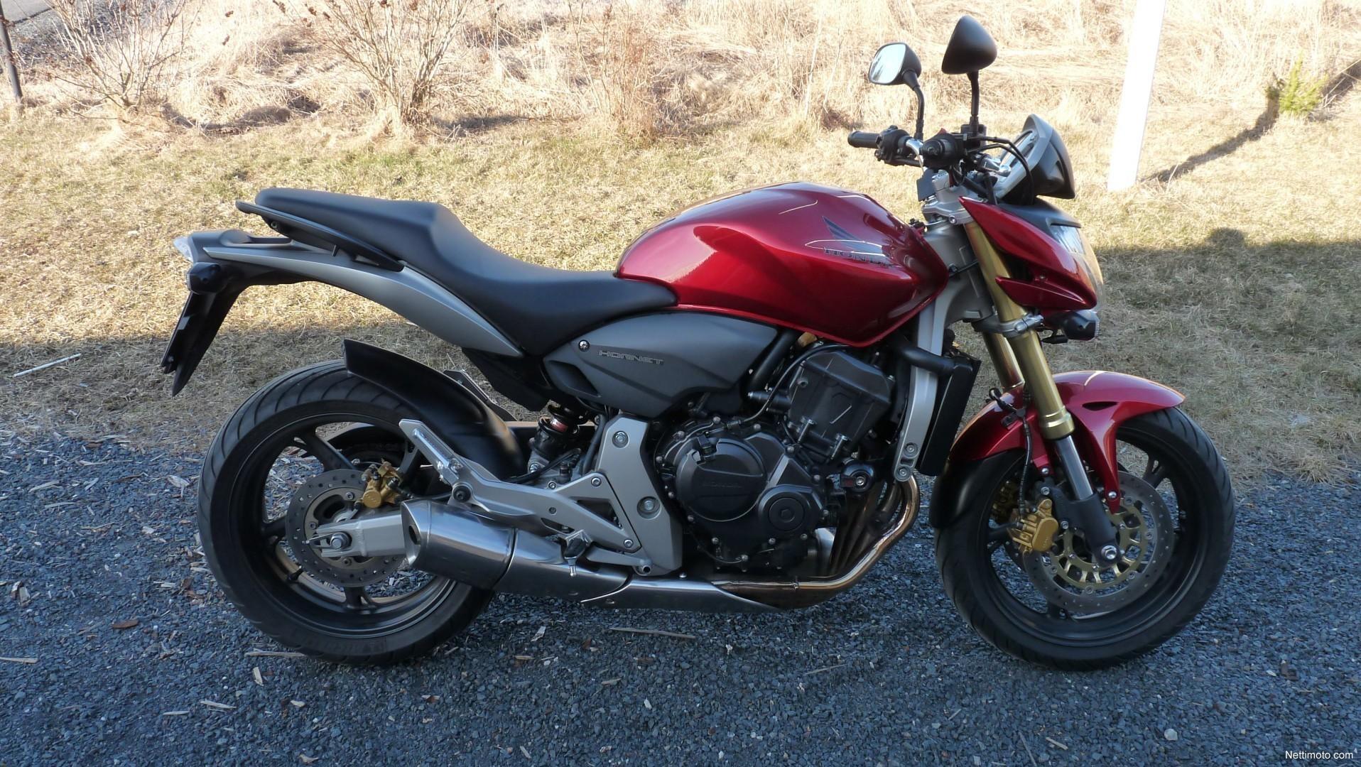 Honda CB 600 Hornet (2008) - MotorcycleSpecifications.com