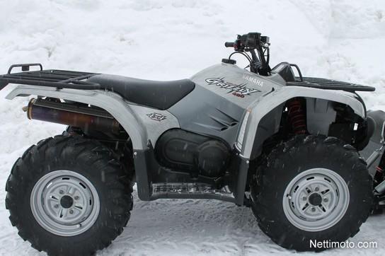 Yamaha Grizzly 450 >> Yamaha Grizzly 450 4x4 450 Cm 2007 Orimattila All